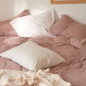 Urban Outfitters Bedding - UO T-Shirt Jersey Duvet Cover